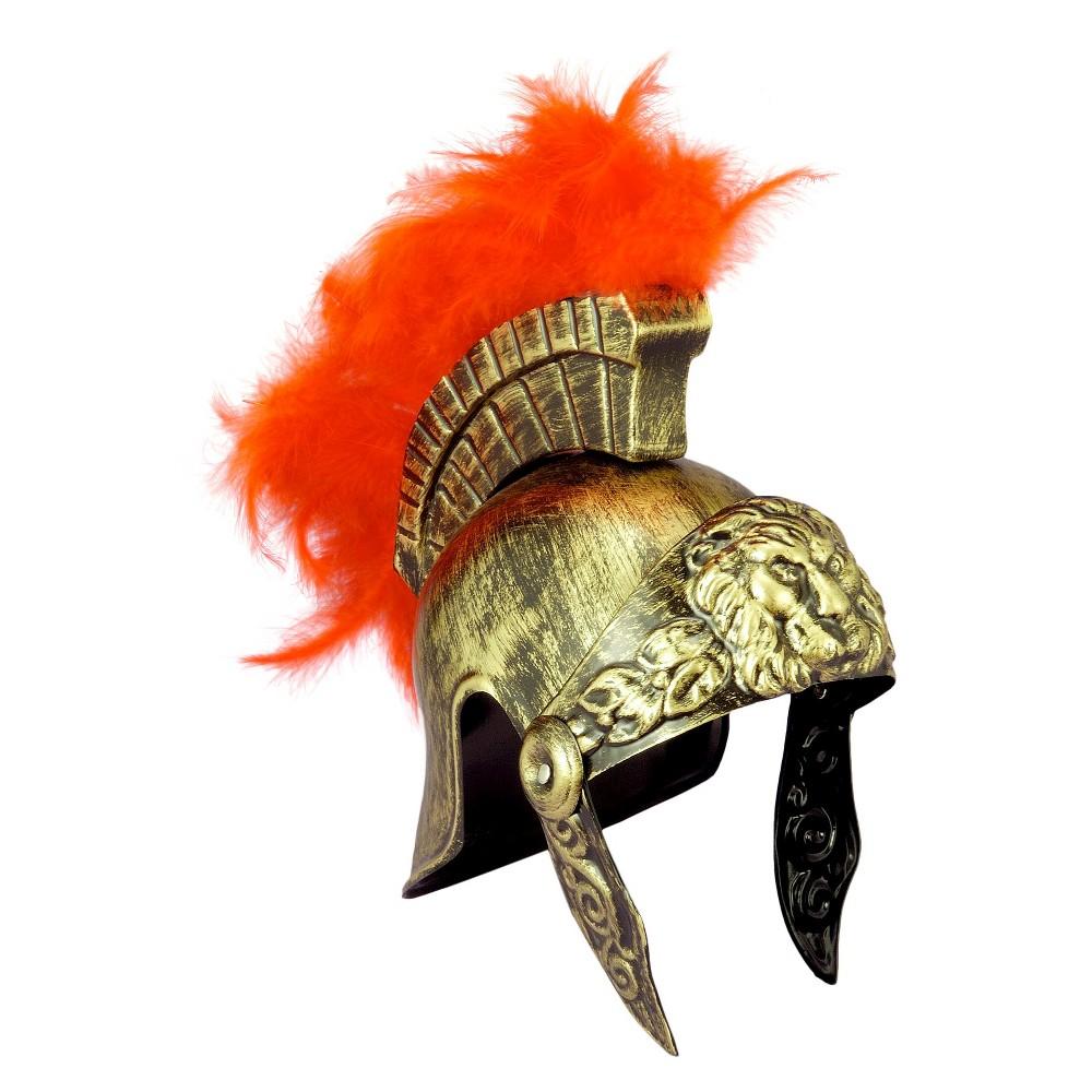 Римский-шлем-с-плюмажем