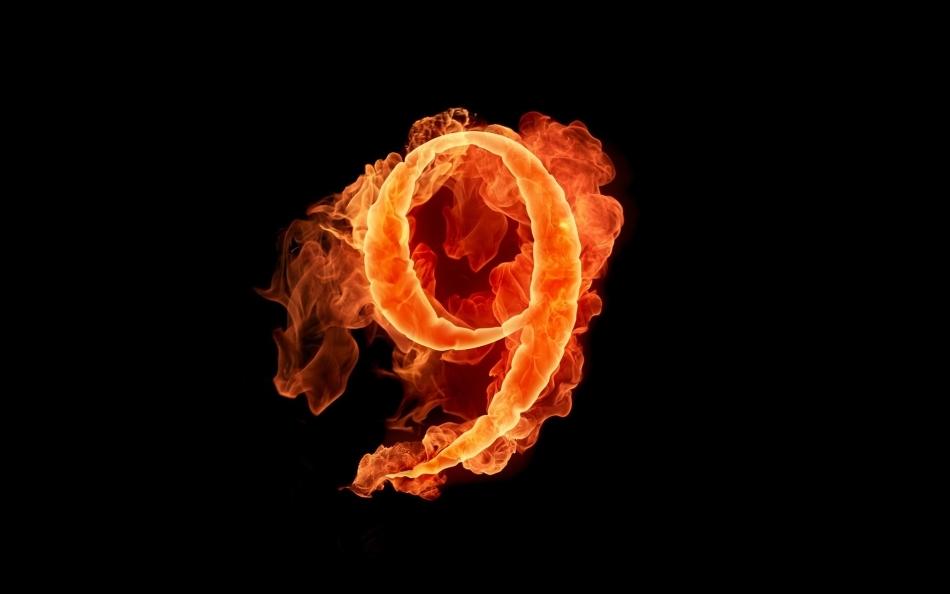 Девятка-в-огне